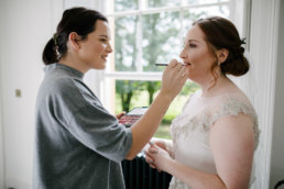 Jessica's Makeup at Aswarby Rectory